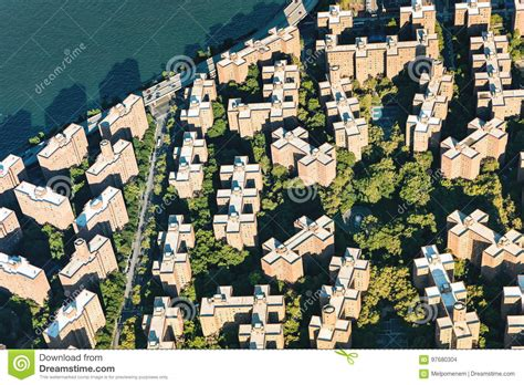 Stuyvesant Town And Peter Cooper Village In New York City