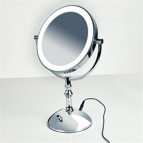 professional makeup mirror with lights professional makeup mirror with light 8 inch led compact