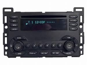 Gmc Chevy Chevrolet Am Fm Radio Stereo Cd Player Factory