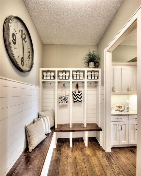 Best Interior Bench Ideas by Mudroom Build In Cubbies Mudroom Bench For The Home