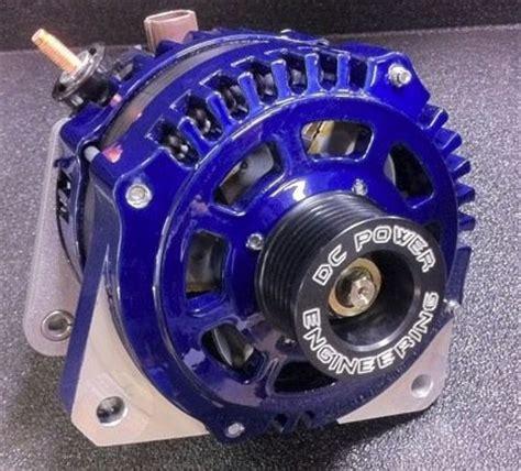 amp xp high output alternator    honda