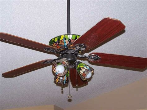 hton bay ceiling fan stained glass like ceiling fan ceiling fans