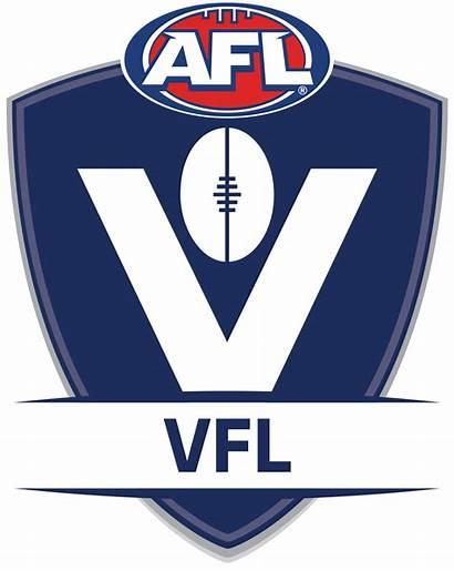 Football Vfl League Victorian Afl Wikipedia Svg