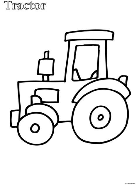 Tractor Kleurplaat by Www Kleurplaten Nl Voor Iedereen Die Graag Kleurt Is