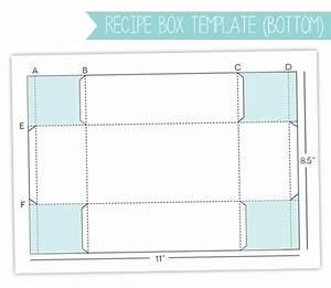 Style Watch: Recipe Box Gift Set - Damask Love