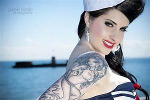 sailor pin-up II by paradoxphotography on DeviantArt