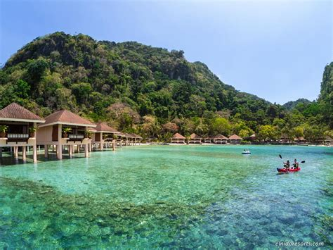 Indulge In Overwater Bungalow Accommodation On Your