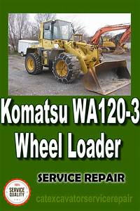 Pin On Komatsu Service Repair Manuals