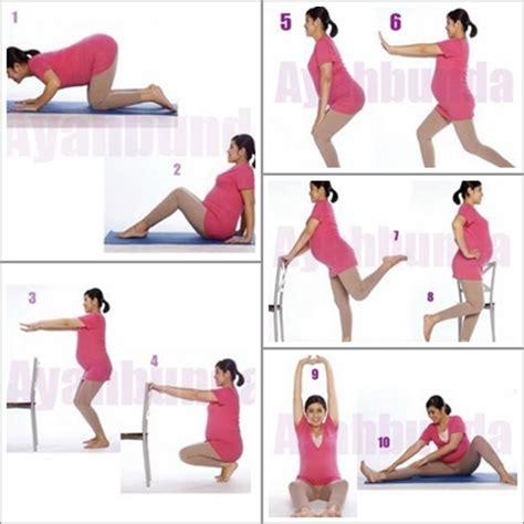 Tips Kandungan Tetap Sehat 10 Olahraga Untuk Ibu Hamil Terbaik Kumpulan Berbagai