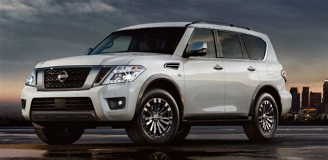 2020 Nissan Patrol by 2020 Nissan Patrol Towing Capacity Interior Specs