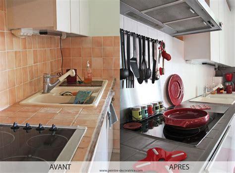 repeindre carrelage salle de bain avant apres photos de