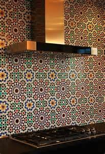 moroccan tiles kitchen backsplash moroccan tile backsplash kitchen inspirations