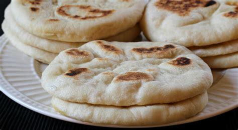 10 Minute Gluten-Free Pocketless Pita - Really Great Food
