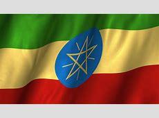 Ethiopia Waving Flag ~ Stock Video Footage #12258295 Pond5