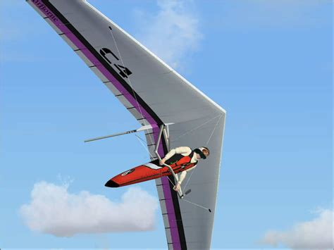 Airborne C4 Hang Glider for FSX