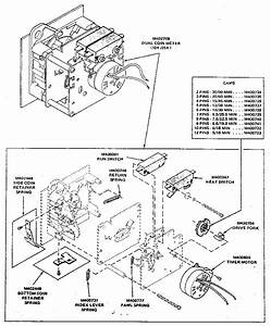Huebsch 37ce Dryer Parts