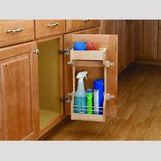 1012 Inch Wood Door Storage Organizer, 4sbsu15