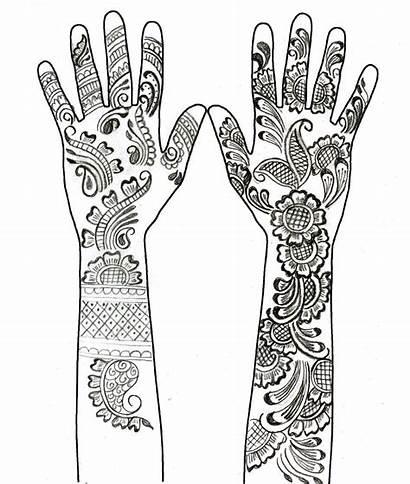 Mehndi Designs Patterns Latest Sketches Arabic Henna
