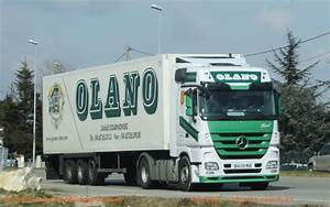 Transports Olano 40 Ans Et Un Dveloppement Exemplaire