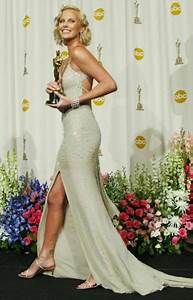 Charlize Theron - Best Actress Oscar 2003 for 'Monster ...