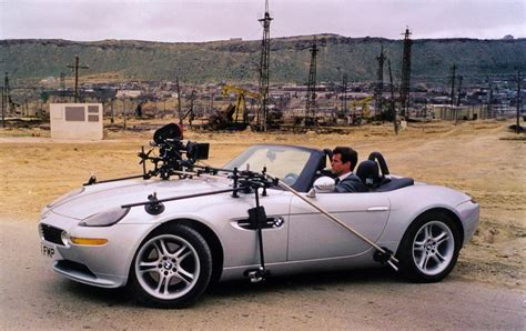 Bmw Z8 Was Not Enough For 007