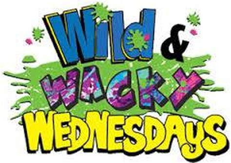 Library Of Wacky Wednesday Freeuse Png Files Clipart Art 2019