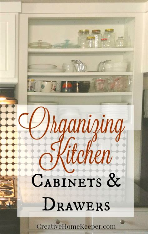 best way to organize kitchen cabinets and drawers organize cabinets ways to organize kitchen cabinets 20