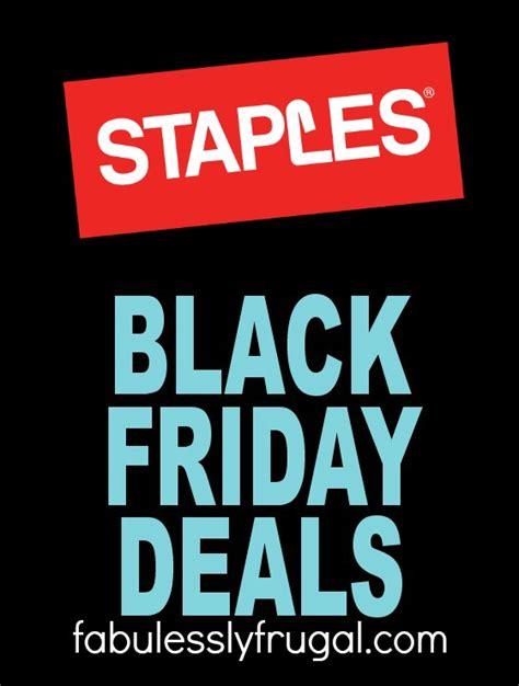 thanksgiving staples staples black friday ad 2015