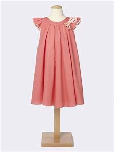 Kleid Koralle Hochzeit : festliches blumenm dchen kleid mit schleife koralle baby pinterest blumenm dchen schleife ~ Orissabook.com Haus und Dekorationen