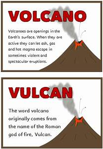 Volcano  Volcano Features Ks2