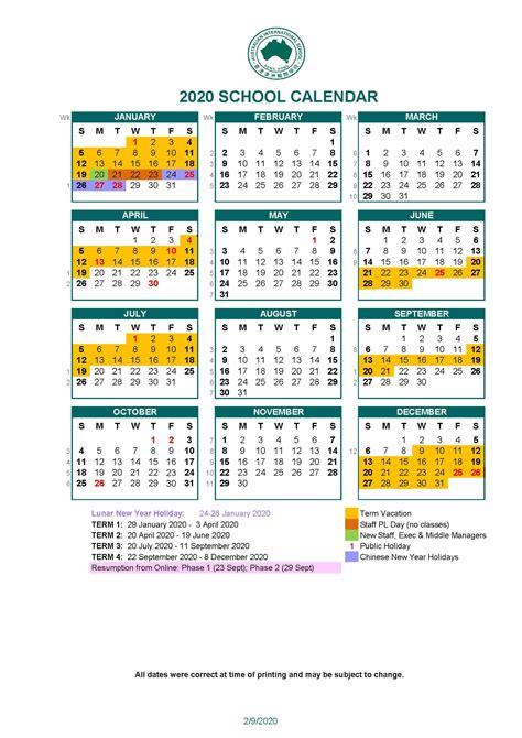 calendars  key  australian international school hong kong