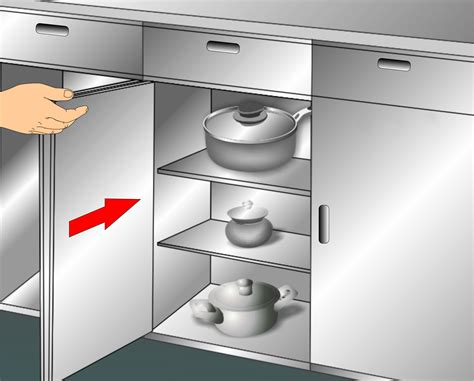 How To Clean Kitchen Cupboards by 3 Ways To Clean Kitchen Cabinets Wikihow