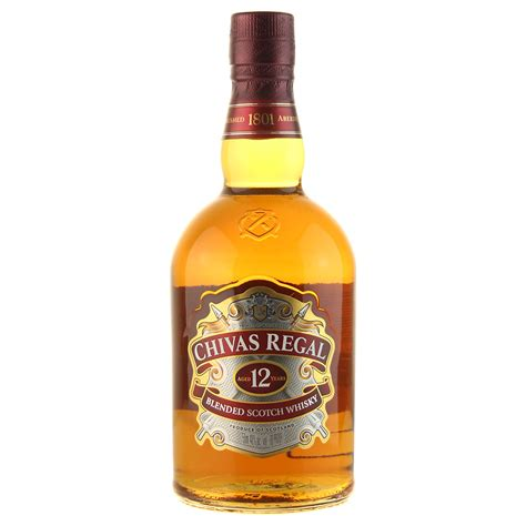 shop chivas regal  year blended scotch whisky ml