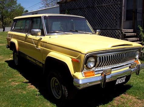 1977 jeep cherokee chief 1977 jeep cherokee chief s 3 400 possible trade
