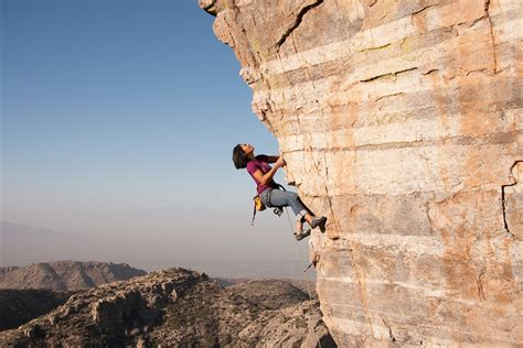 Tucson Rock Climbing Outdoor Recreation Activities