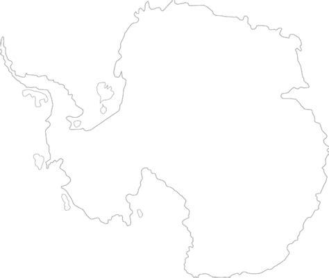 abcteach printable worksheet antarctica outline map