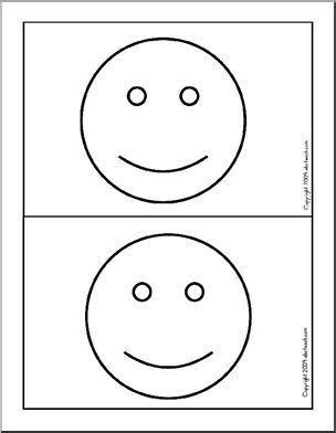 12 emotions preschool theme on