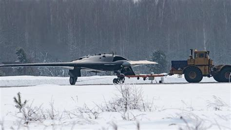 New Stealth Drone Spotted in Far East Russia — Reports
