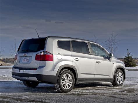 Review Chevrolet Orlando by 2012 Chevrolet Orlando Review