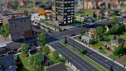 Traffic Simcity Transportation International Airports Animated Sim