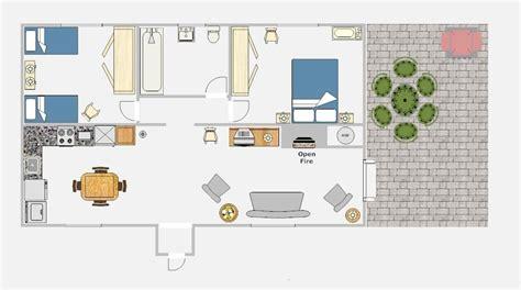 Cottage Homes Floor Plans by 2 Bedroom 2 Bath Cottage Plans Croan Cottages Self
