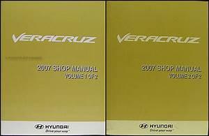 2007 Hyundai Veracruz Electrical Troubleshooting Manual