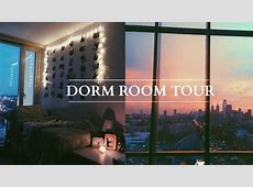 Dorm Room Tour Temple University Taylor Sison YouTube
