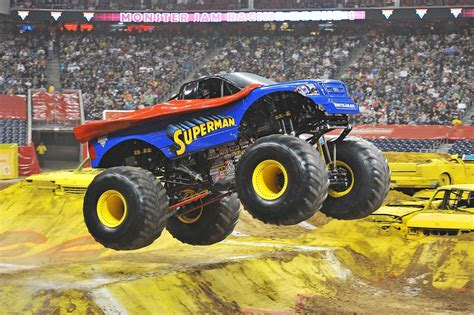 Superman Monster Trucks Wiki Fandom Powered By Wikia