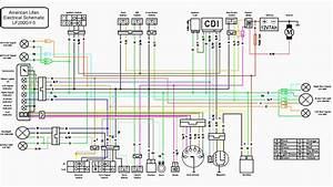 Cb456 110cc Chinese Atv Wiring Diagram