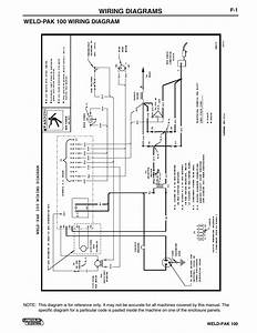 Lincoln Electric Weld Pak Wire Diagram