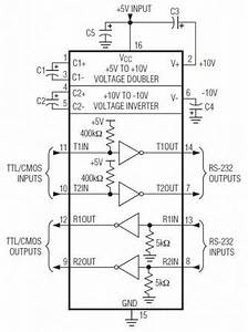 how to solve max232 max3232 heating or burning problem With max232 datasheet