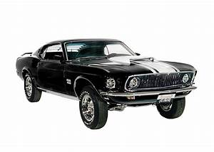1969 FORD MUSTANG BOSS 429 FASTBACK - 43566
