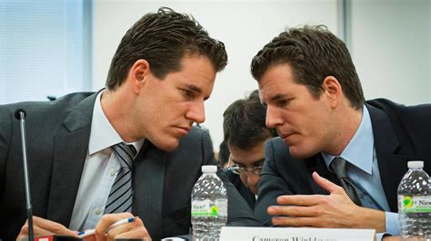 Sec Rejects Winklevoss Brothers' Bid To Create Bitcoin
