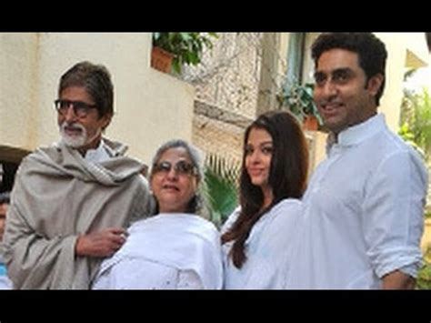 aishwarya bachchan uncomfortable to live with in laws